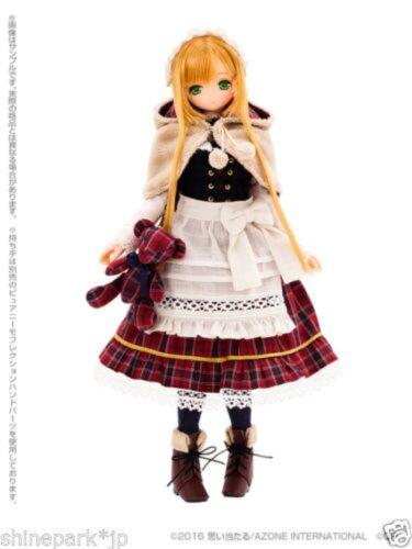 F//S AZONE Ex X Cute Family Otogi no kuni Rose Red Mio Dole Doll from Japan NEW!