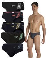 Speedo Men's Bathing Trunks 7cm Briefs On Monogram