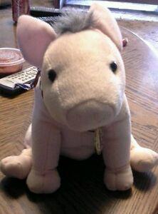 92f6881d10 Image is loading Babe-the-Sheep-Pig-Plush-Stuffed-Animal-1997-