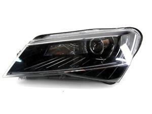 Skoda SuperB 3 3V Scheinwerfer Bi Xenon LED TFL Kurvenlicht 3V1941015A Links