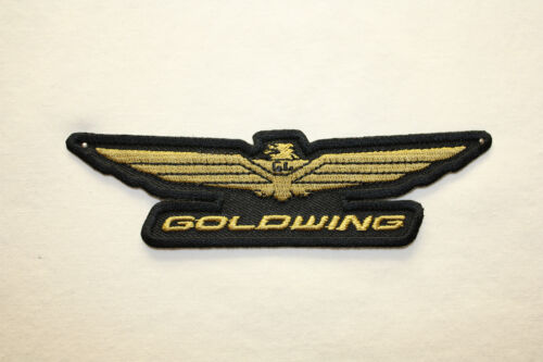 """Goldwing  5/"""" Embroidered Patch"""