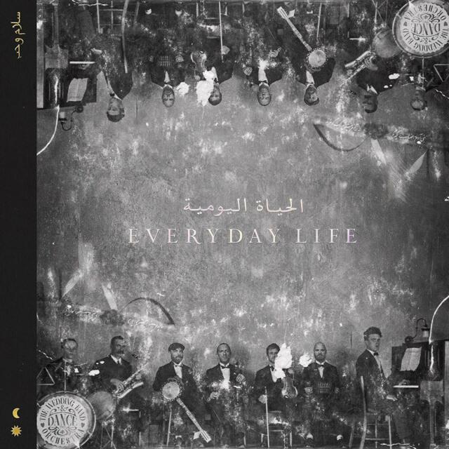 Coldplay - Everyday Life [CD] Sent Sameday*