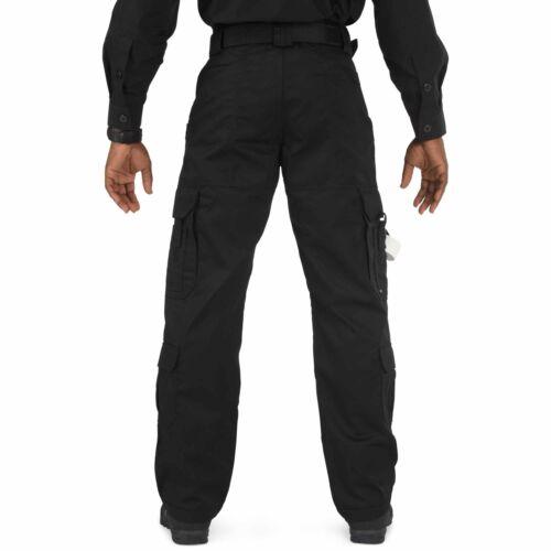 Dark Navy /& Black 5.11 Tactical Men/'s EMS Pants Style 74310 Waist 28-44