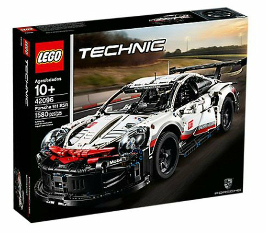 Lego Technic 42096 – Porsche 911 RSR  NEU & OVP