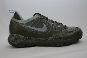 cffc4ce577cb Nike Lupinek Flyknit Low Khaki Green Men s Size 9-11 New in Box ...