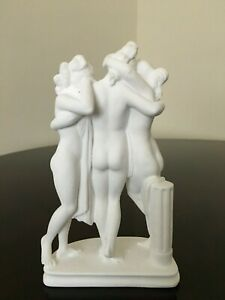 Price reduction during the period Three Naked Muses Bisque