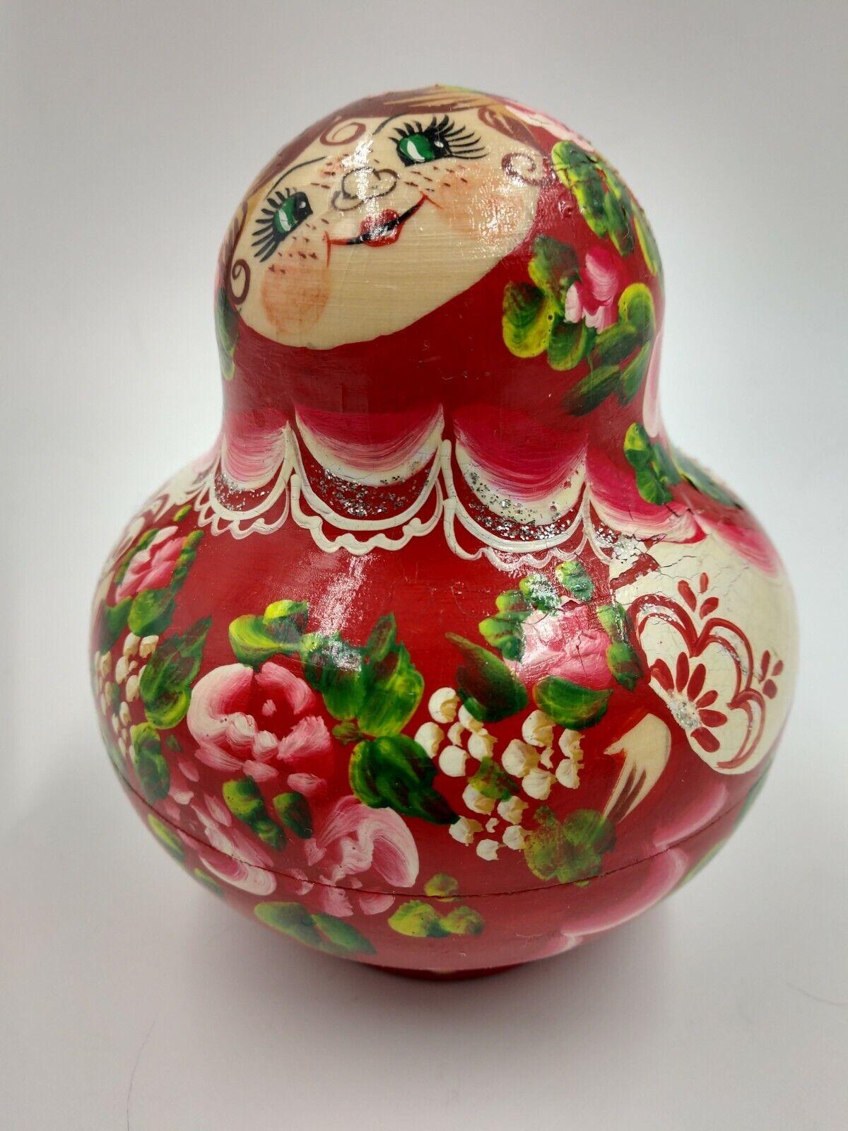Matryoshka  Nesting bambolas Russian Wood giocattolo Folk Art 10-piece  vendita con alto sconto