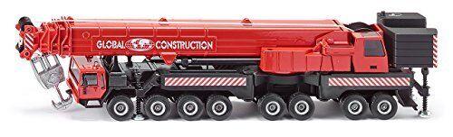 Siku Mega Lifter Kran Fahrzeug Baustellenfahrzeug Kinder Spielmodell Spielzeug