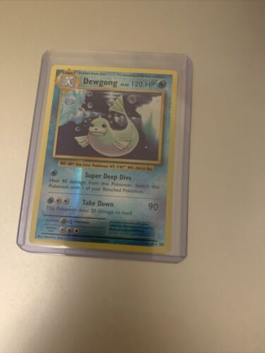 Pokemon XY EVOLUTIONS DEWGONG 29//108 RARE REVERSE