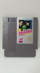 Kid Icarus Authentic NINTENDO NES Game Cartridge Tested And Working