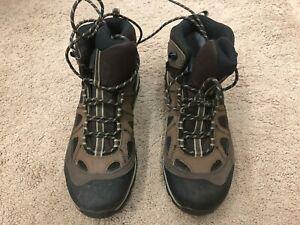 74d0d9787bf Details about Salomon Hiking Boots AUTHENTIC LTR GTX--Mens 8.5--Worn Once
