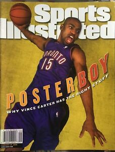 February-28-2000-Vince-Carter-Toronto-Raptors-Sports-Illustrated-NO-LABEL