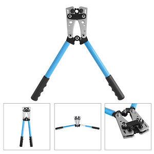 6-50mm-Crimping-Hand-Tool-Electrician-Cable-Crimper-Wire-Pliers-Ratchet-Crimp