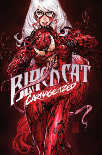 Black Cat #2 Brooks Carnage-ized Variant Cover