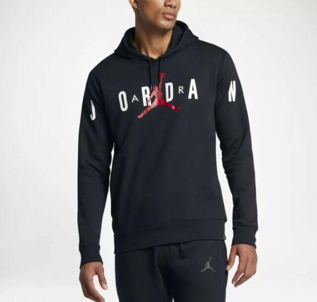 Nike Jordan Flight Fleece Graphic Herren Pullover Hoodie 834371 010