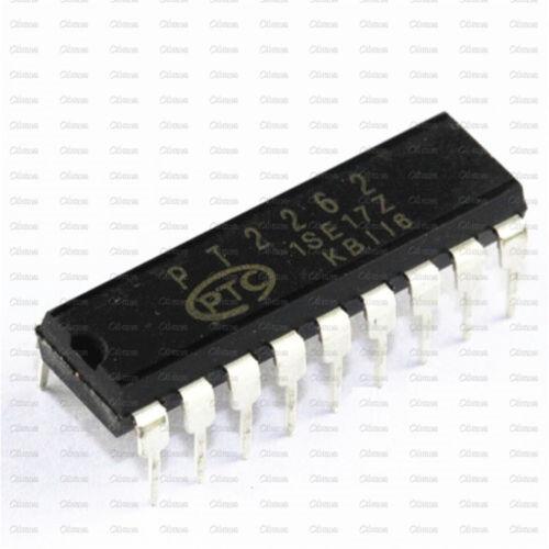5Pcs PT2262 2262 DIP-18 Remote Control Encoder PTC IC