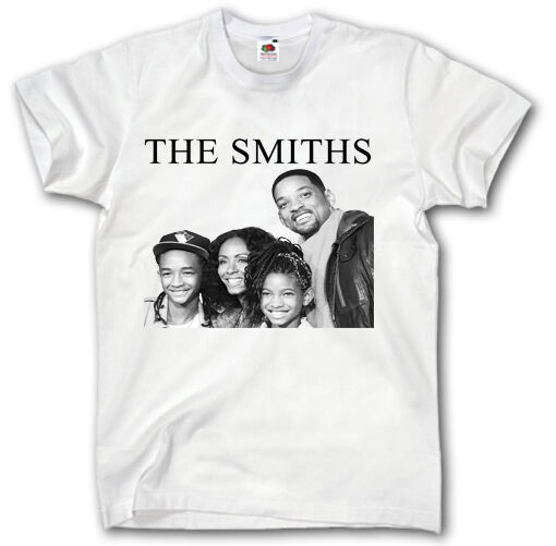 THE SMITHS  SHIRT S - XXXL WILL SMITH FAMILY MUSIC HIPSTER TUMBLR DOPE SWAG GIFT