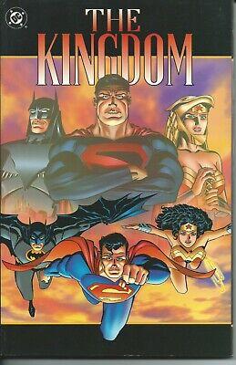 Cuidadoso The Kingdom Tpb - Dc 1999 ( Comics Usa )