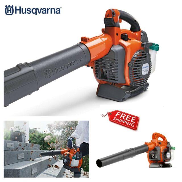 husqvarna leaf blower 125b