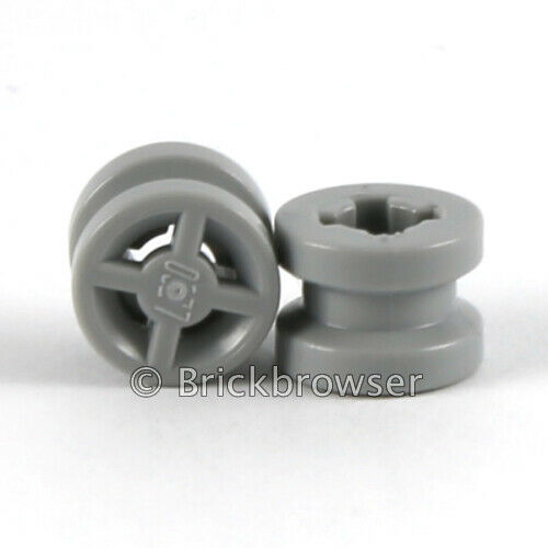 NEW LEGO Part Number 4624 in Med Stone Grey