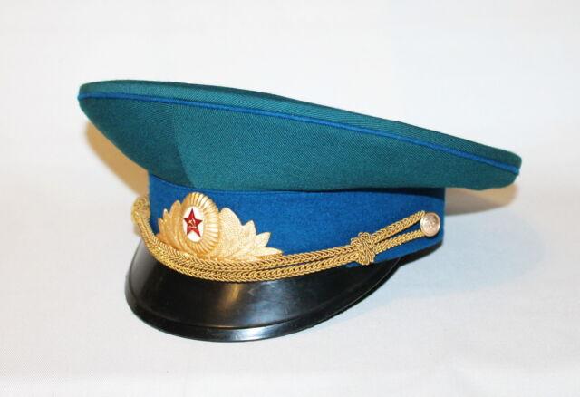 Casquette parade officier  KGB  URSS t.56
