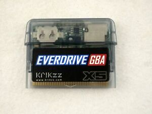 New-Everdrive-X5-GBA-for-Game-Boy-Advance-Gameboy-Official-Krikzz-US-Seller