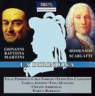 Enrico Barbagli - Giovanni Battista Martini Domenico Scarlatti La Dirindina