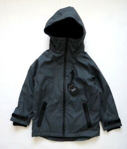 Next-Boy-s-Jacket-Shower-Resistant-Hood-Parka-Size-7-years