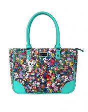 Tokidoki Rainforest Collection Anime Cartoons Handbag Tote Bag Purse TK1702503