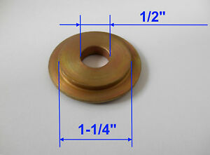 Strange Details About Bench Grinder Adapter 1 2 X 1 1 4 12 7Mm To 31 7Mm For Grinding Wheel Machost Co Dining Chair Design Ideas Machostcouk