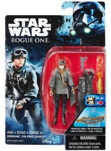 Spielzeug Action- & Spielfiguren FleißIg Star Wars Actionfigur 10 Cm Sergeant Jyn Erso Eadu Figur Hasbro B7275