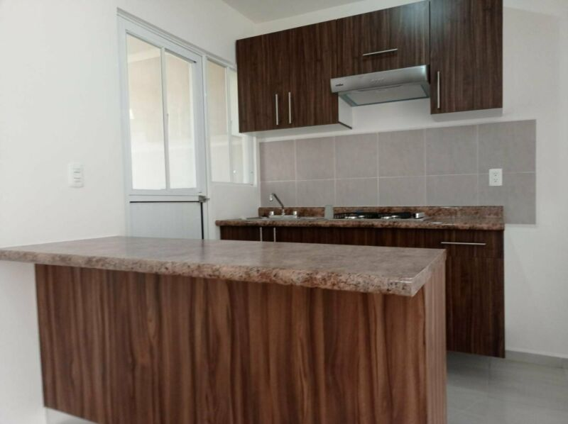Renta departamento en Villas del Refugio, Para estrenar, a 5 minutos de Paseo Querétaro