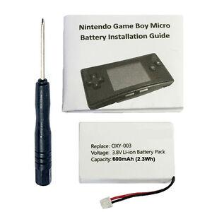 600mAh-OXY-003-GPNT-02-Battery-Kit-for-Nintendo-Game-Boy-Micro-OXY-001