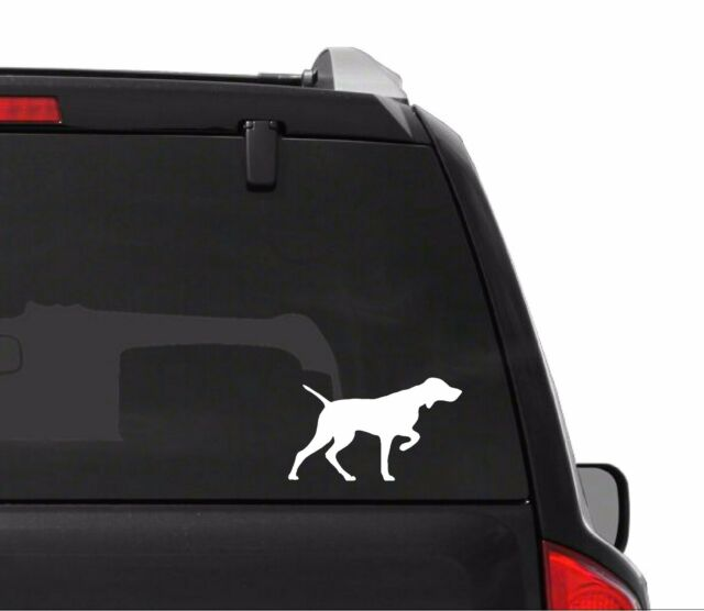 Home Garden Dog Breed Dogs Funny Decal Sticker Car Cute Vinyl Got Vizsla Rudisbakery Com