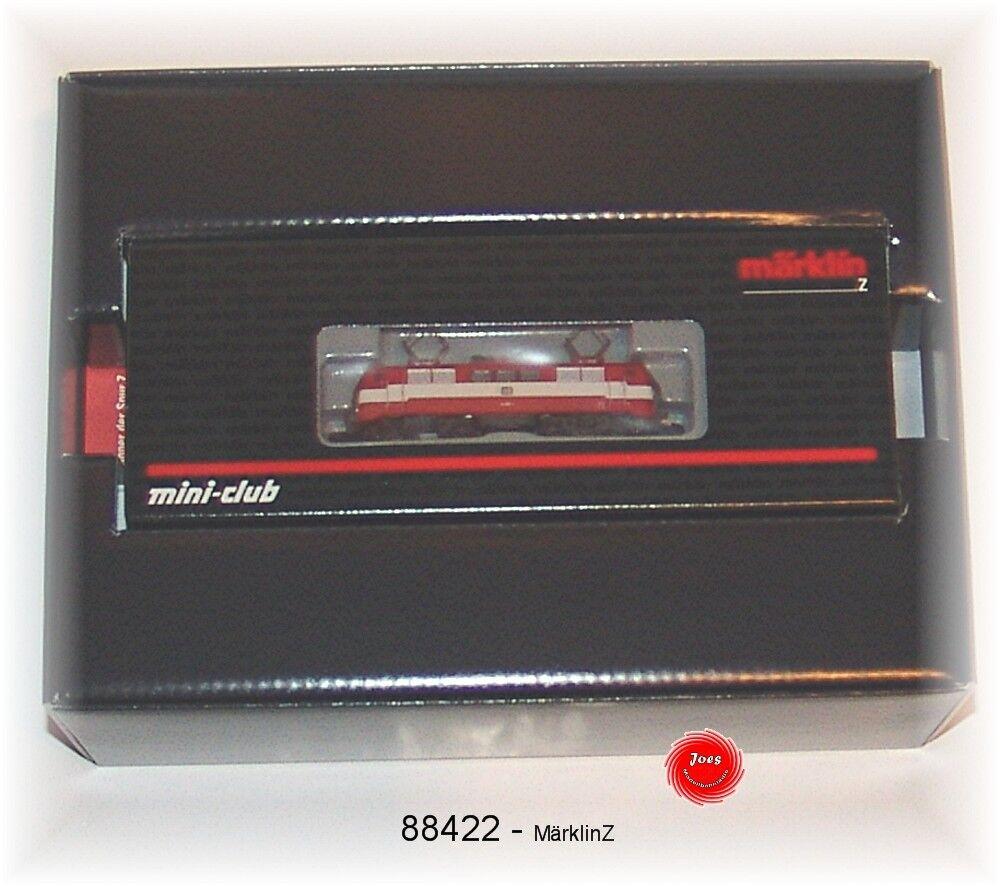 Märklin 88422 scala Z E-LOK BR 111 068-3 NUOVO in scatola originale