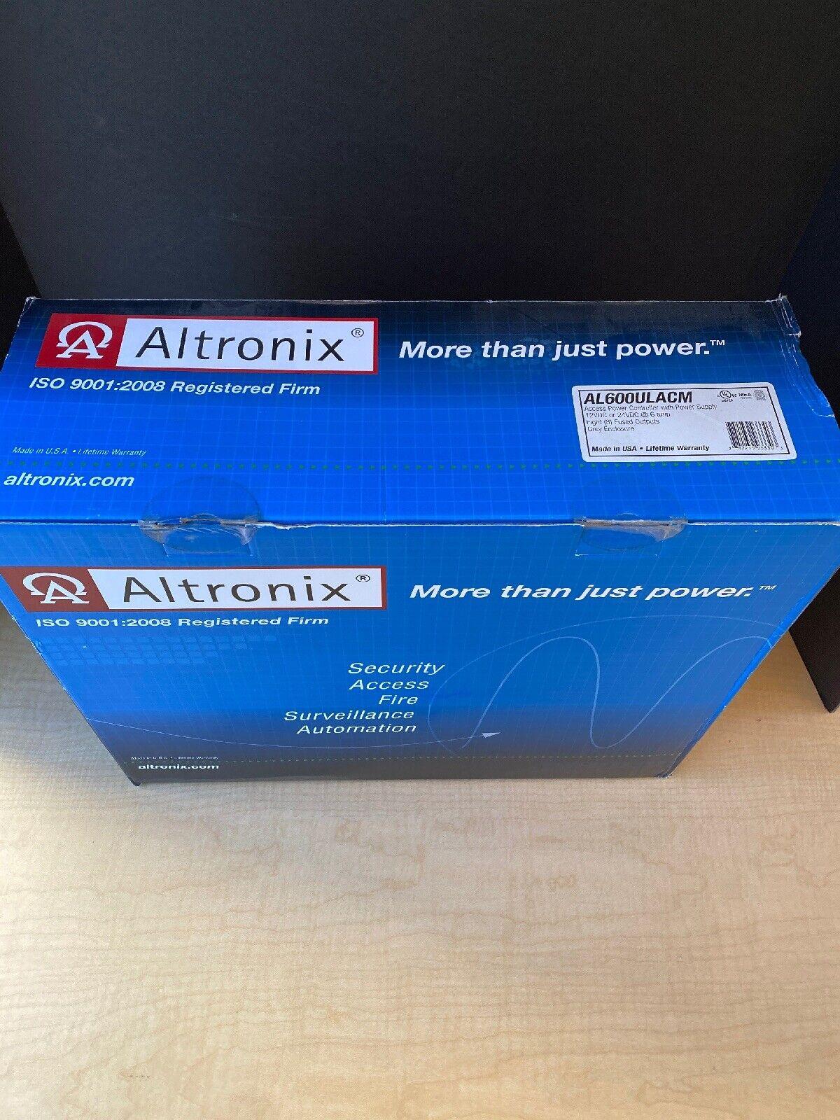 Altronix AL 600 ulpd 8 12 V 7AH Alarme Batterie De Remplacement