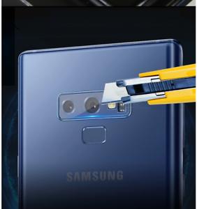 2-x-Camara-Trasera-Lente-Protector-de-vidrio-templado-para-Samsung-Galaxy-Note-9