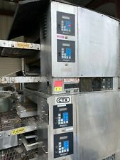 Lot Of 3 Ctx Pizza Ovens For Parts