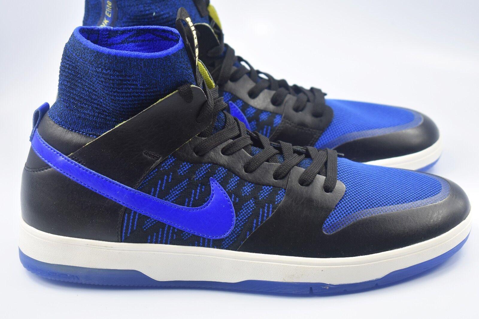 Nike SB Zoom Dunk High ELT QS Mens Size 11.5 Shoes 918287 041 Skateboarding