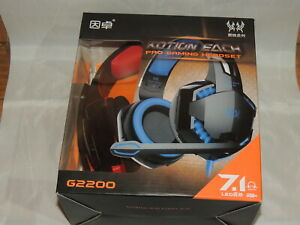 Auriculares Gaming - Juegos - KOTION EACH G2200 - USB