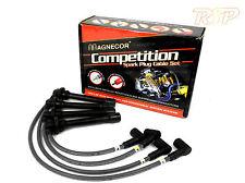 Magnecor 7mm Ignition HT Leads/wire/cable Subaru Libero 1.0 Micro Van 1983-1998