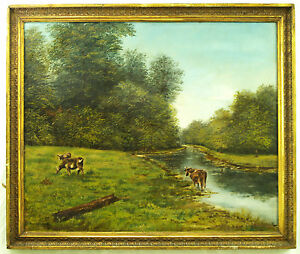 Irish Oil Paintings Ebay