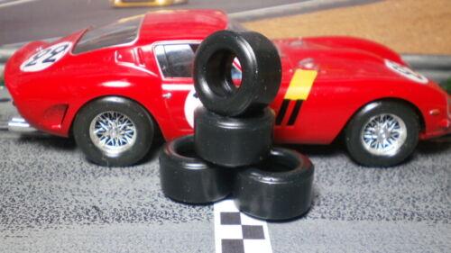 1//32 URETHANE SLOT CAR TIRES 2pr PGT-21127 fit FLY Ferrari 250 GTO
