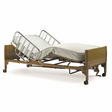 New Full Electric Hospital Bed Package Complete With Mattress Side Rail Amp Frame