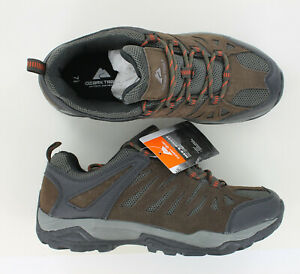 Mesh Low Hiker Shoes Size 7.5 or 8 or 9.5 Brand New Men/'s Ozark Trail Choc