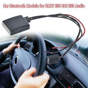 Bluetooth-Module-Radio-CD-Head-Units-AUX-Adapter-Cable-for-BMW-E39-E46-E53