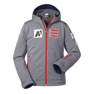 watch fantastic savings save off Details zu Schöffel Softshell Jacket Tomsk K RT ÖSV 2019 Kinder  Softshelljacke grau