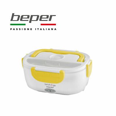 Box Portavivande Termico Elettrico Borsa Termica Scaldavivande Beper 90.920R