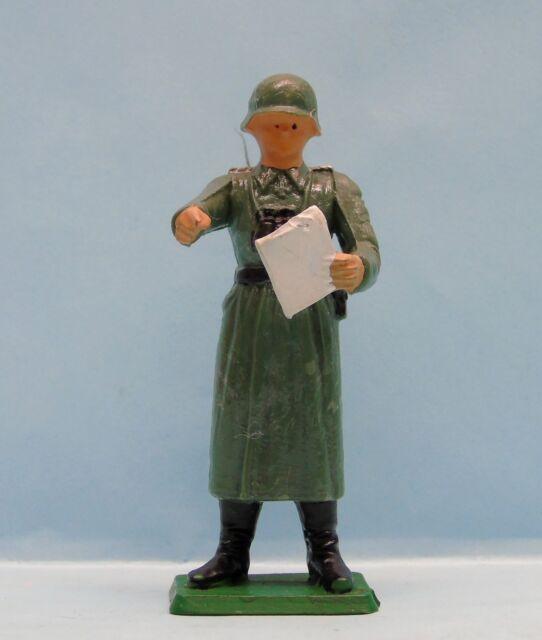 W14/1201 STARLUX / FRANCE / WWII / V5 SOLDAT ALLEMAND OFFICIER CARTE 60MM