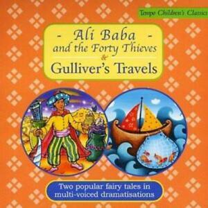 Various-Artists-Ali-Baba-and-Gulliver-039-s-Travels-CD-2007-NEW